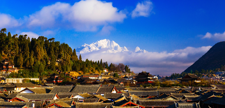 Lijiang Old Town Dayan Old Town History Attractions Tours Amp Map