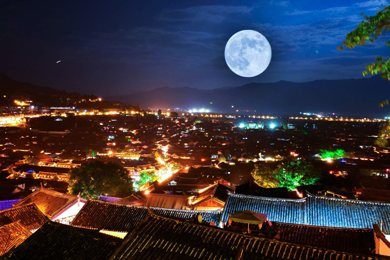 Lijiang Old Town Dayan Old Town History Attractions