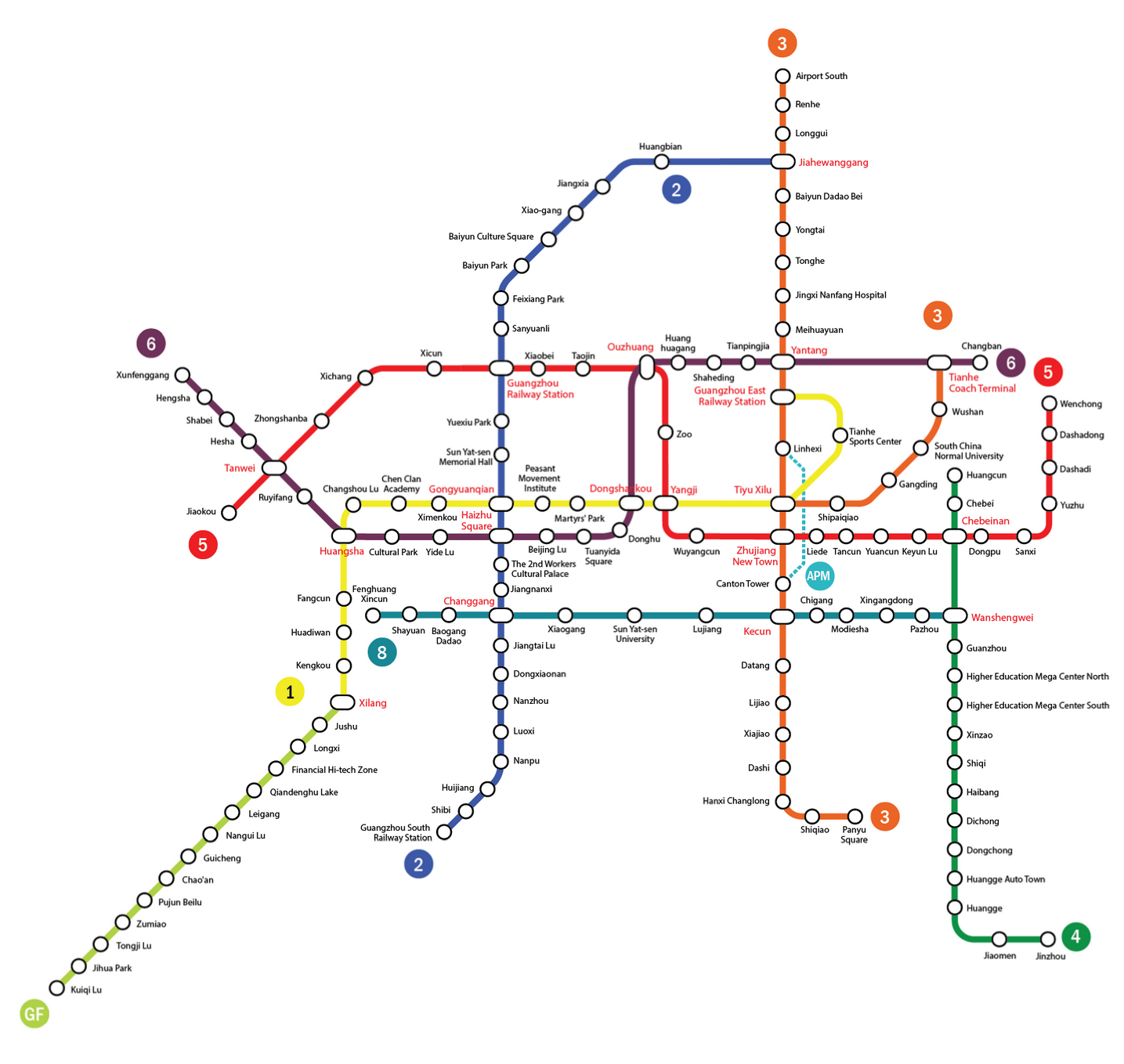 Guangzhou Subway Map 2017.China Subway Maps Beijing Subway Map Shanghai Subway Map