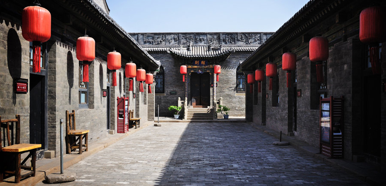 Qiao S Family Compound Pingyao Attraction
