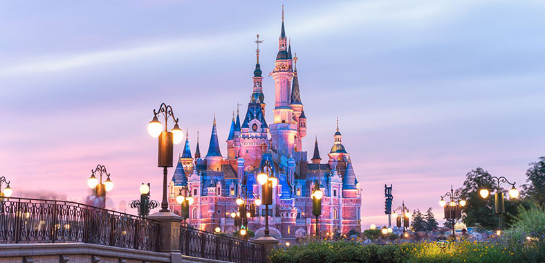 Shanghai Disney Resort, Shanghai Disneyland Park Location & Map on