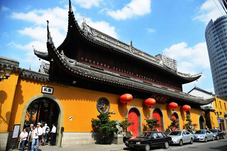 Jade Buddha Temple Shanghai - Sitting & Reclining Jade Buddha
