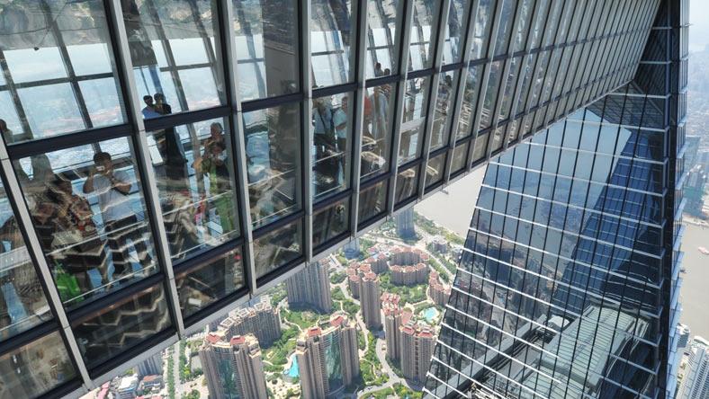 Shanghai World Financial Center Thing Do Do Amp Experience