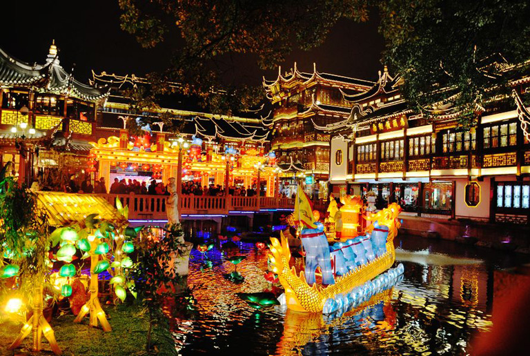 Things To Do In Shanghai Time Travel