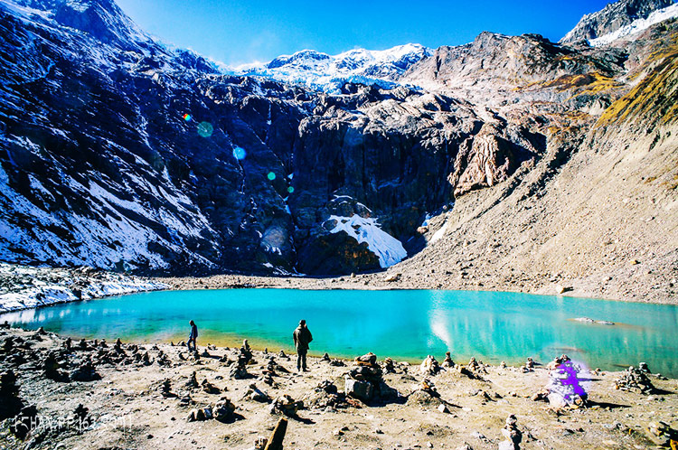 Yubeng Ice Lake