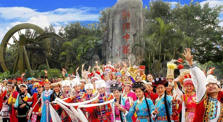Splendid China Folk Village, Splendid China Shenzhen