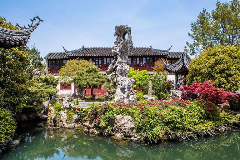 Sozhou, grad sa najlepšim baštama na svetu Lingering-garden-2