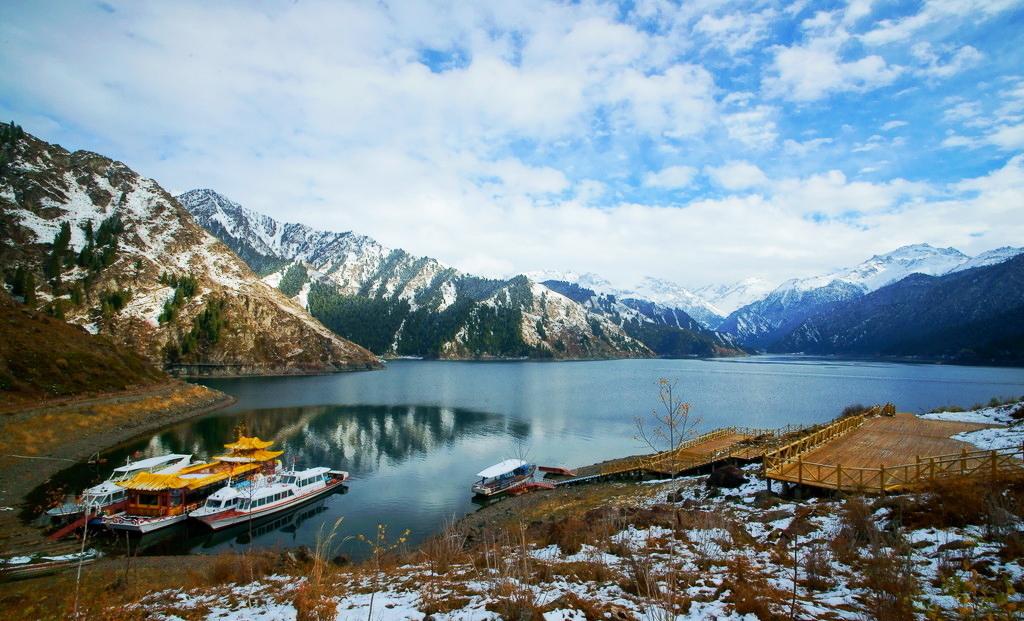 Lago Tianchi 4