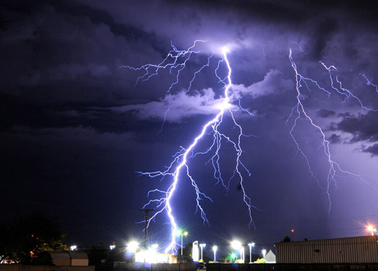 Weather Phenomena before Monsoon