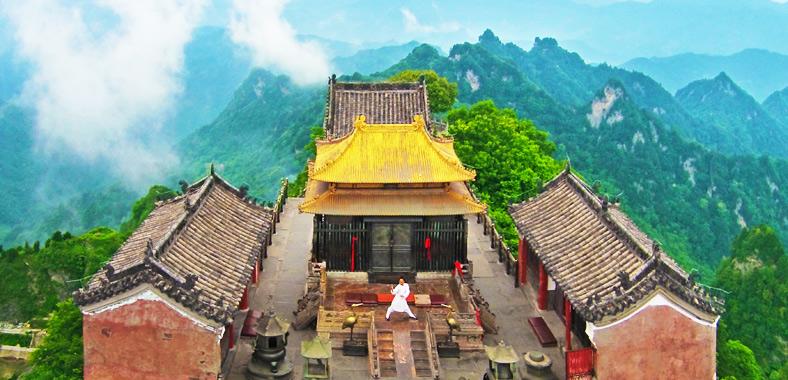 Wudang Mountain Visit Wudang Shan Building Complex Kung