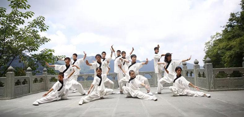 Wudang Tai Chi Experience - Explore Kung Fu in Wudang Mountain