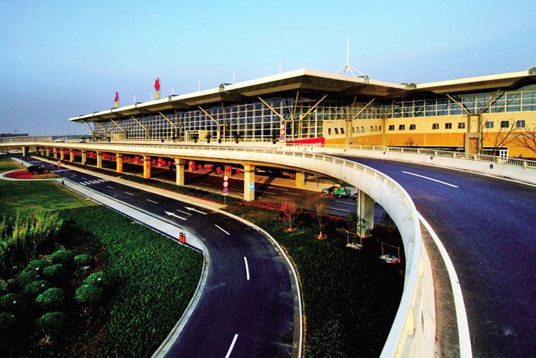 Sunan Shuofang International Airport