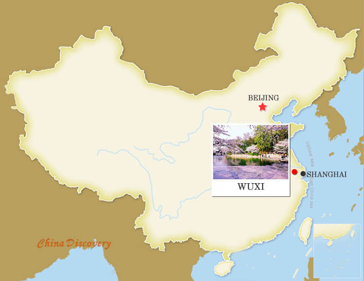 Wuxi Travel Guide Attractions Weather Transportation Maps
