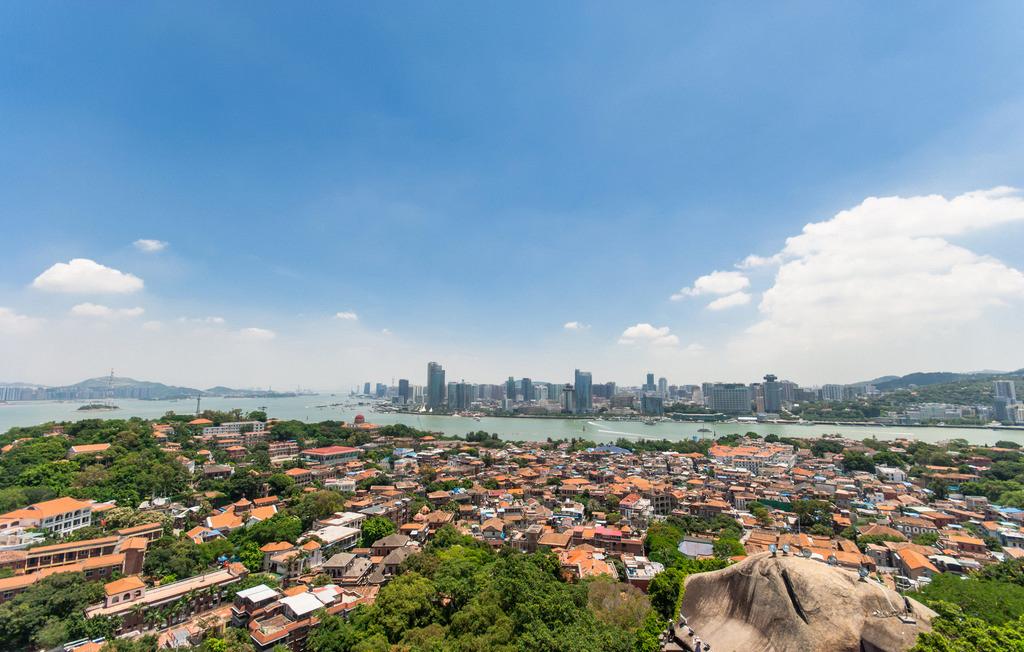 Gulangyu Island Most Beautiful Island In Xiamen