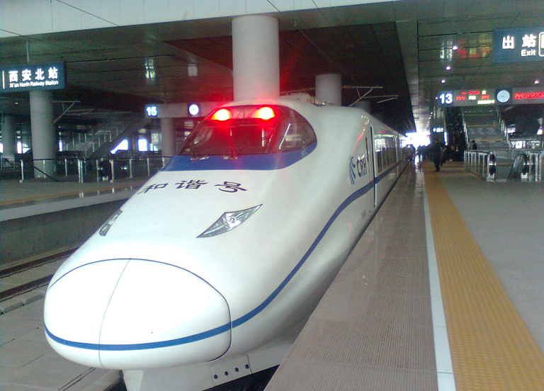 Beijing Xian High Speed Train, Bullet Train Beijing to Xian