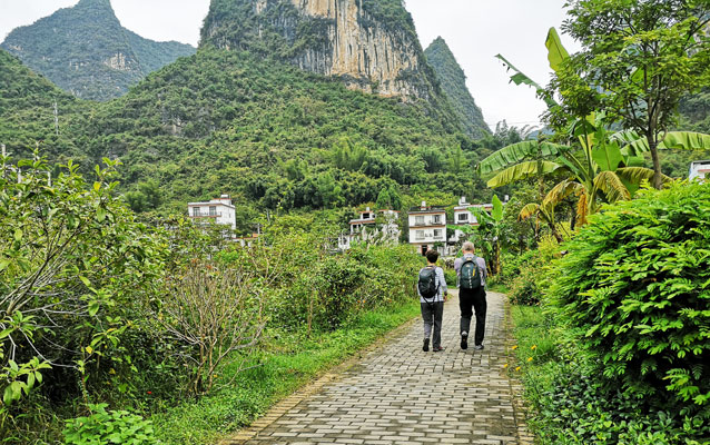 Yangshuo Hiking