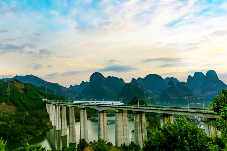 How to Get to Yangshuo