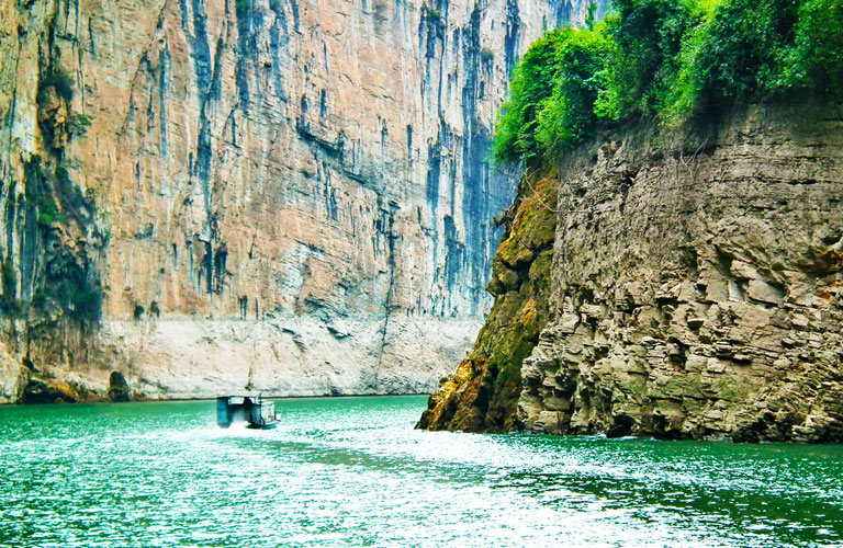 Lesser Three Gorges - Small Three Gorges