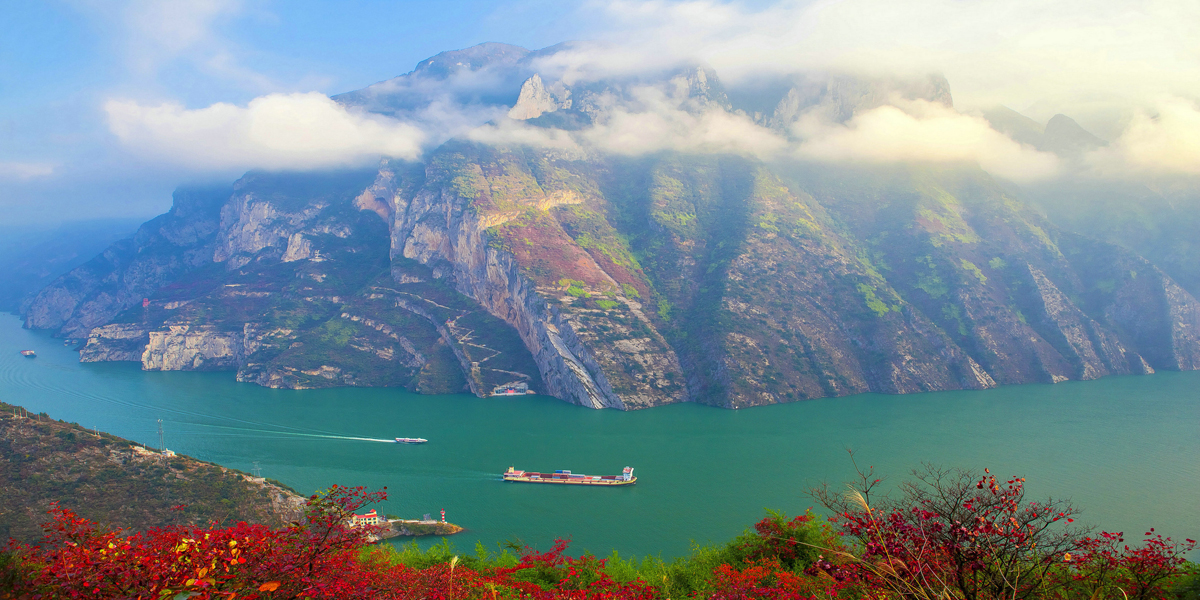 Three Gorges Wu Gorge Qutang Gorge Xiling Gorge Facts