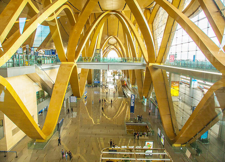 Flights to Kunming - Kunming Changchui Airport
