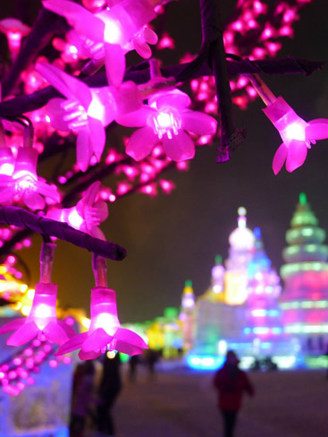 34th Harbin Ice & Snow Festivals