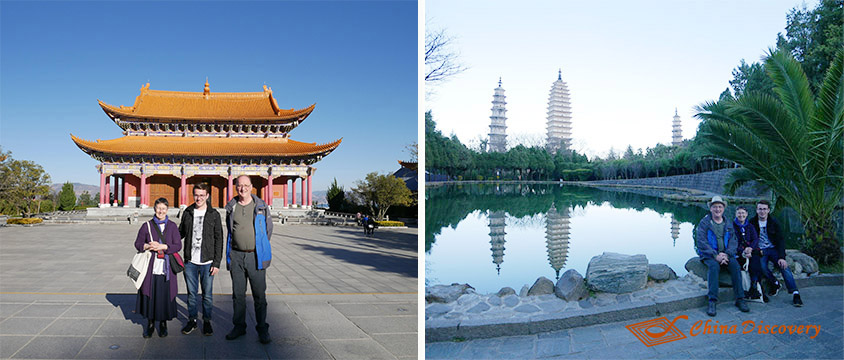 Enjoyed Our Time around Chongsheng Temple and Three Pagodas, Photo Shared by David, Tour Customized by Wendy