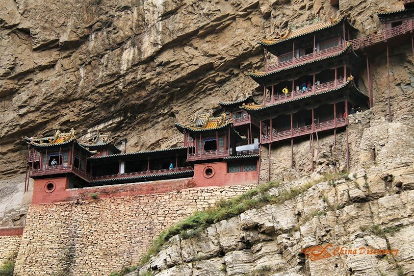 China Trip - Hanging Temple Datong
