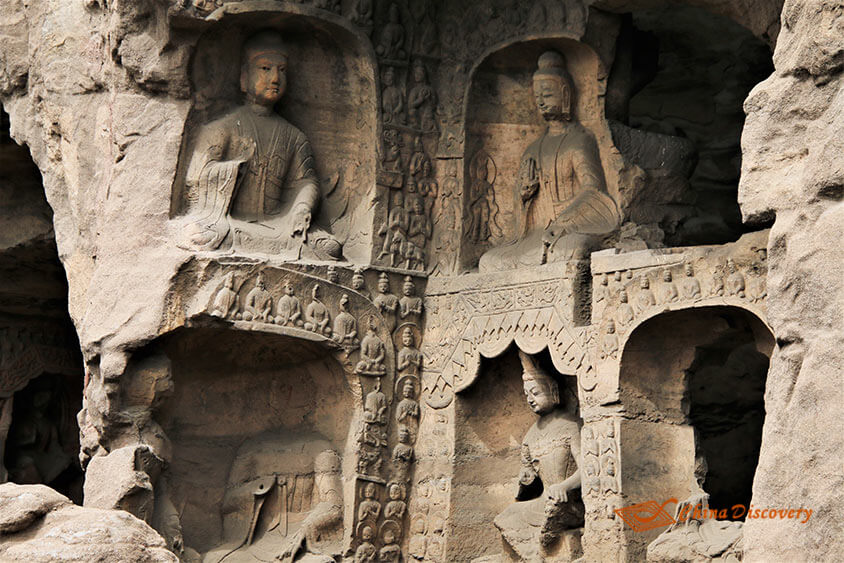 China Trip - Yunnan Grottoes