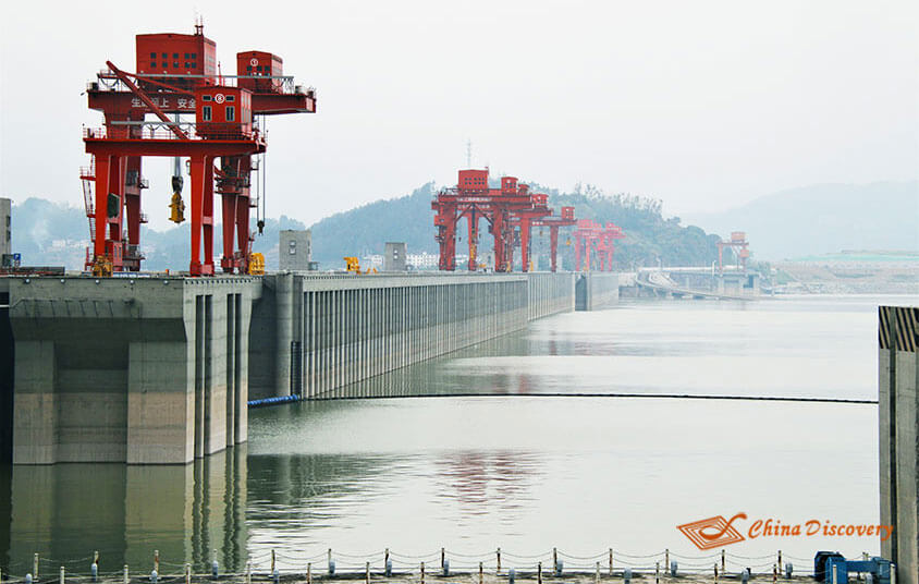 China Trip - Three Gorges Dam