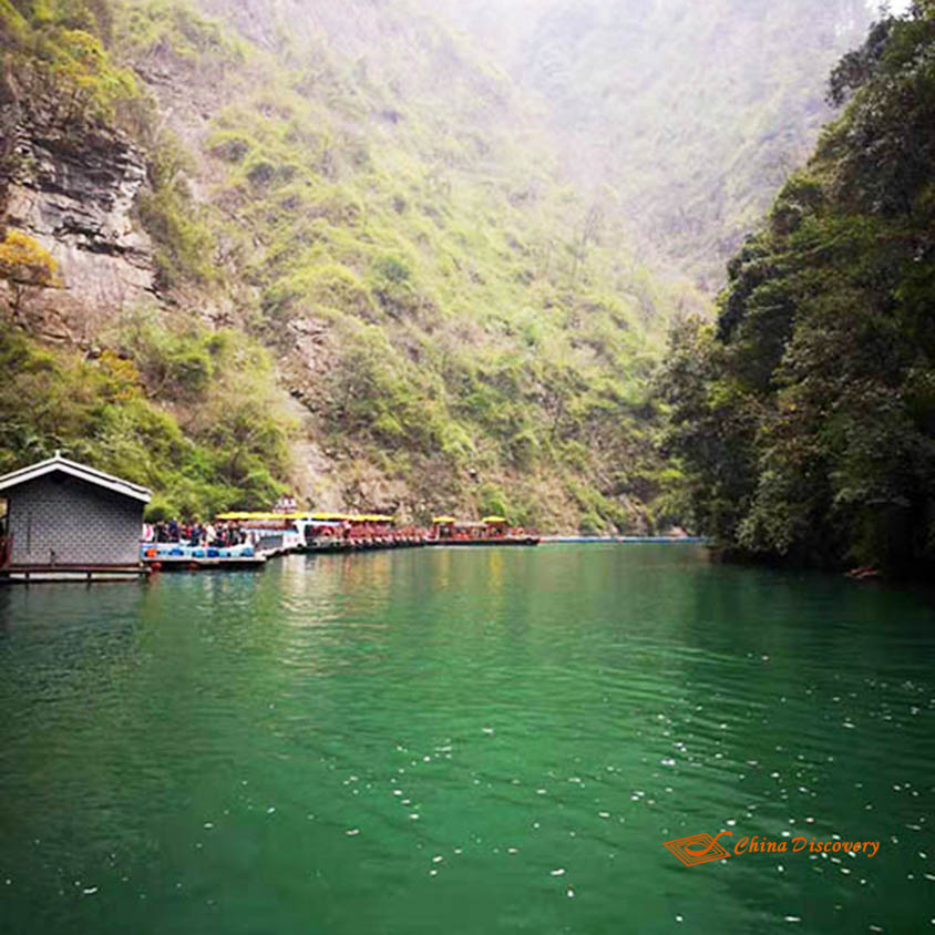 Four Days Yangtze River Cruise