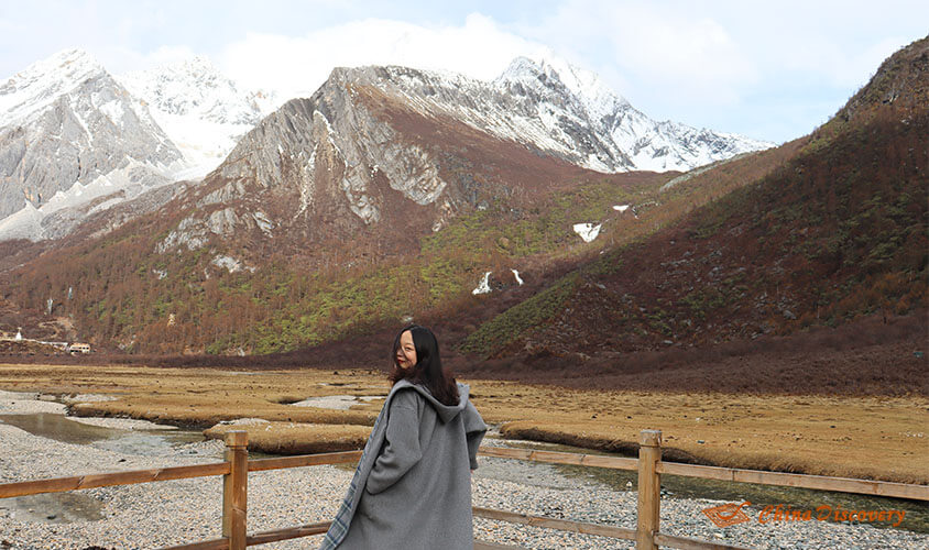 Lily's 5 Days Memorable Daocheng Yading Tour from Chengdu