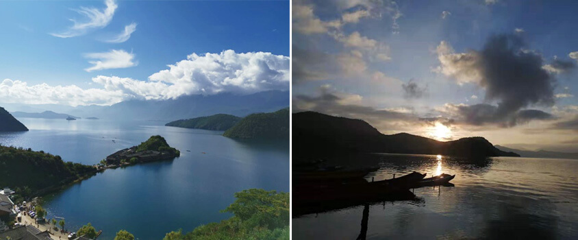 Rita's 4 Days Lugu Lake Tour from Chengdu