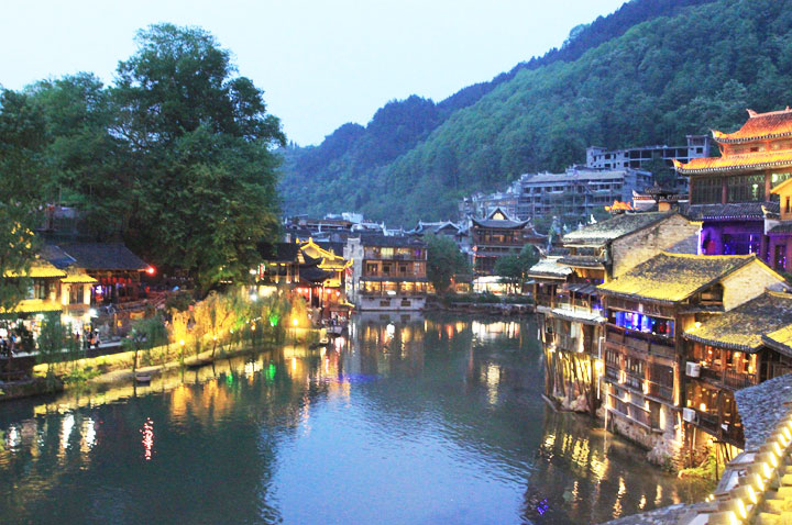 Fenghuang Tour