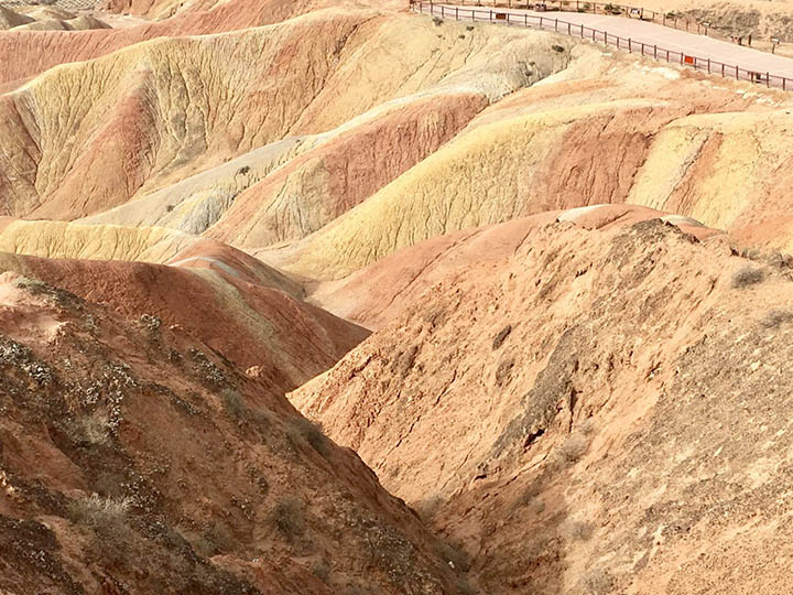 Zhangye Danxia National Geopark, Photo Shared by Monica, Tour Customized by Leo