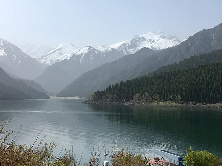 Lake of Heaven, Photo Shared by Monica, Tour Customized by Leo