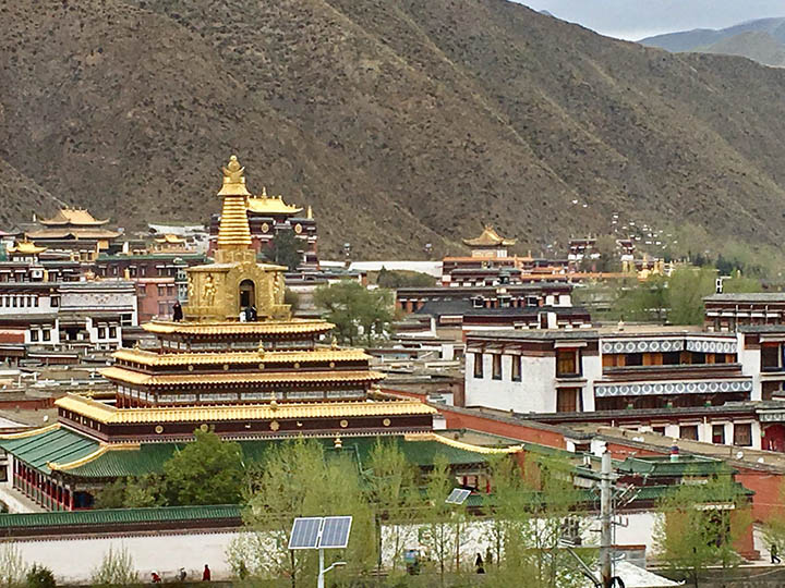 Labrang Monastery in Xiahe, Photo Shared by Monica, Tour Customized by Leo