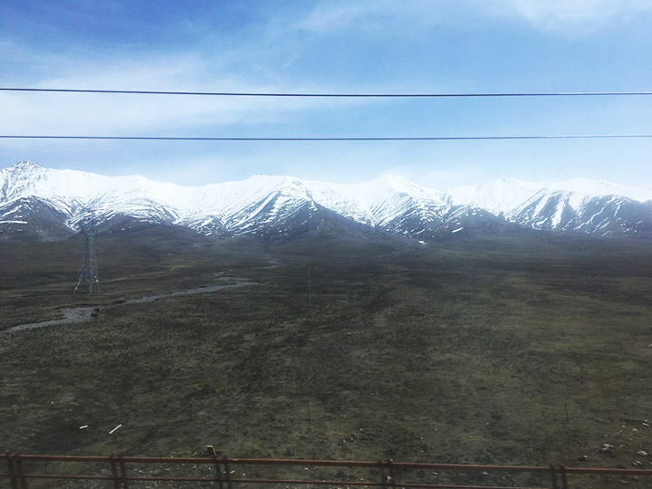 Snow Mountains Seen Along Silk Road, Photo Shared by Monica, Tour Customized by Leo