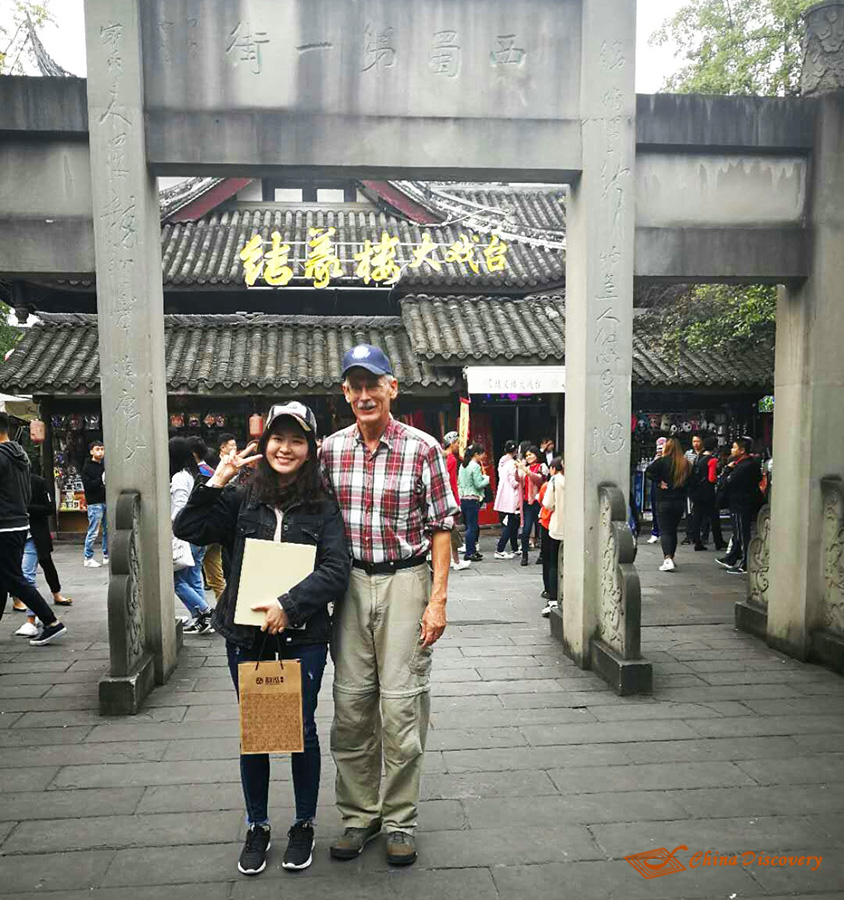 China Tour with Chengdu
