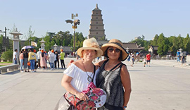 Enjoy Northern China Cultural Trip and Summer Cruise with Bestie