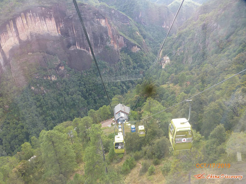 Lijiang Laojun Mountain Cable Car, Photo Shared by Steve, Tour Customized by Leo