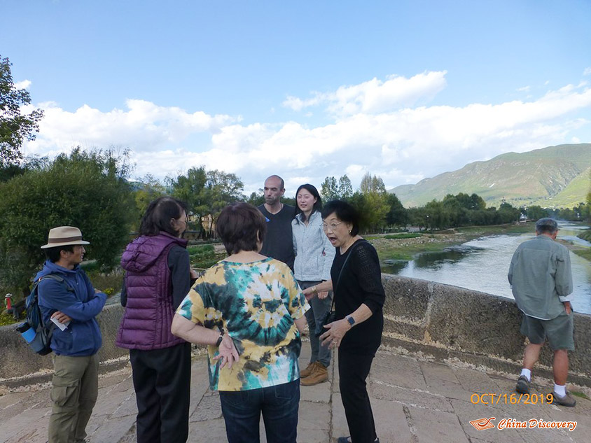 Beautiful Scenery of Shaxi Ancient Town, Photo Shared by Steve, Tour Customized by Leo