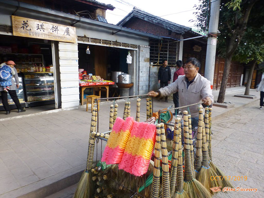 Shaxi Ancient Town Morning Market, Photo Shared by Steve, Tour Customized by Leo