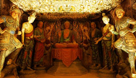 An Interesting Visit to Mogao Grottoes