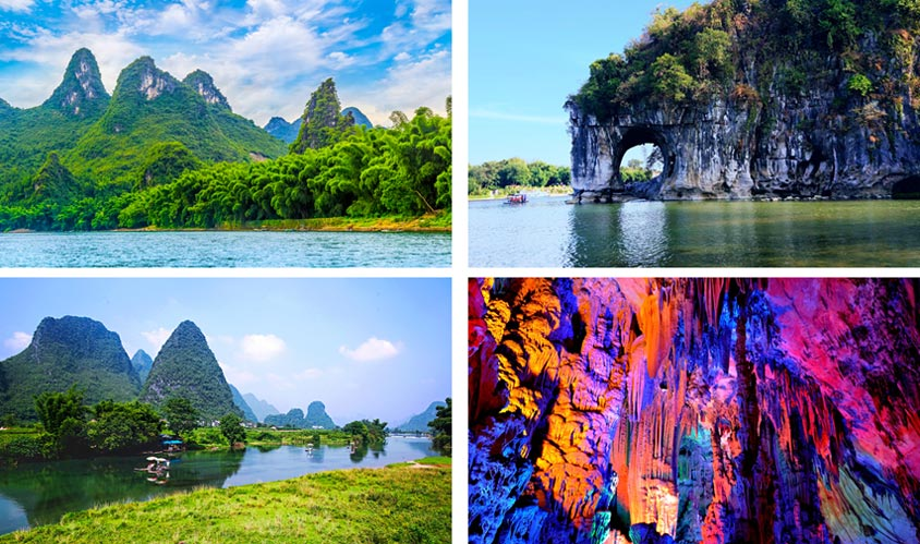 China Trip - Guilin