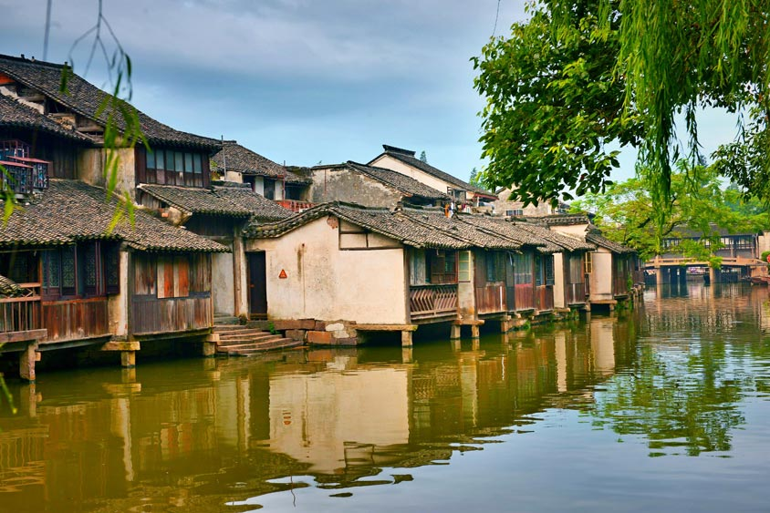 China Trip - Wuzhen