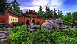 China Ancient Capitals Tour