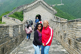 Customer China Travel Story