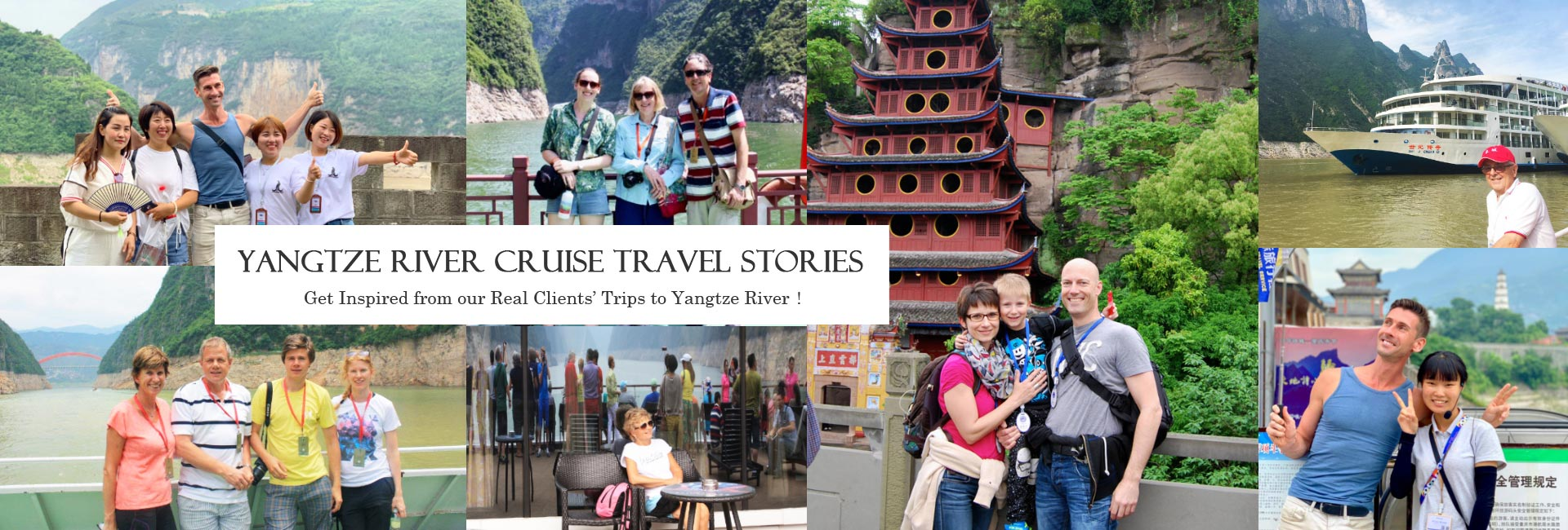 Yangtze River Cruise Travel Stories