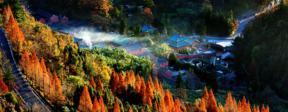 5 Days Xian & Wudang Mountain Tour