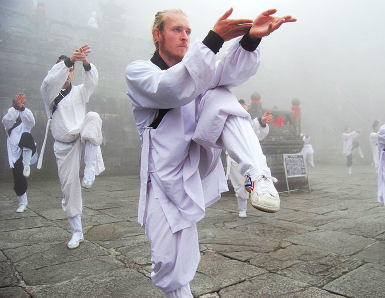 Wudang Mountain Tai Chi Learning